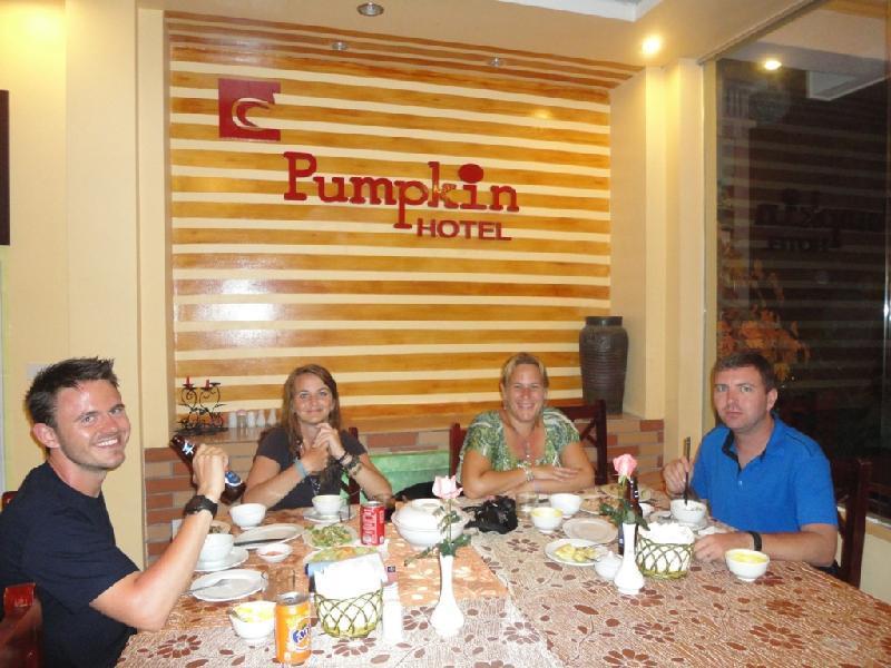 南瓜沙巴飯店