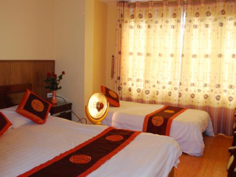 Pumpkin Sapa Hotel, Sa Pa