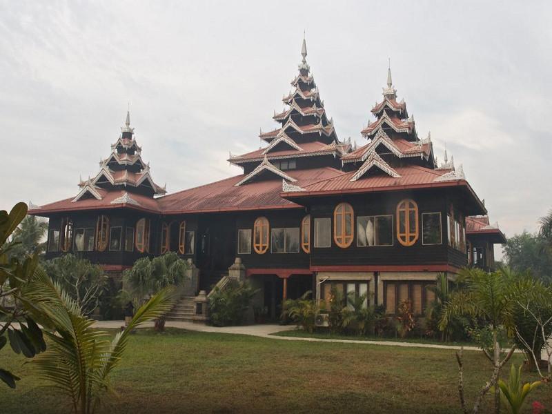 Mrauk Oo Princess Resort, Sittwe