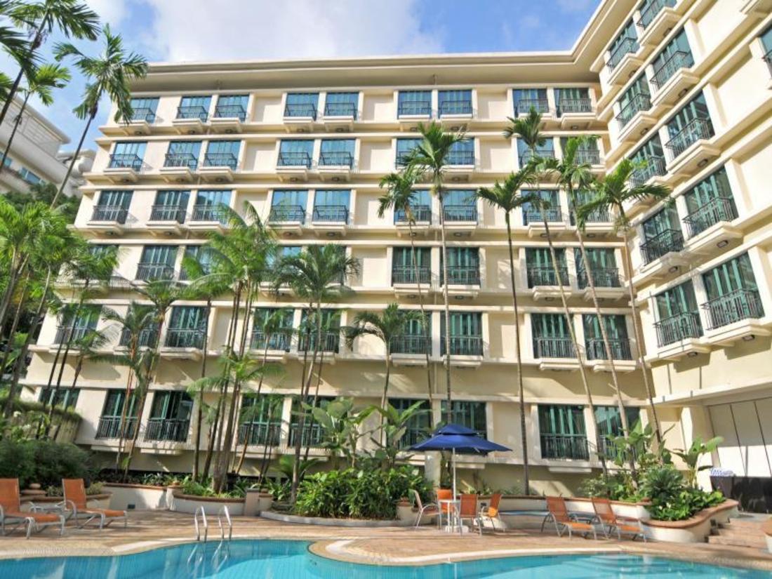 Book darby park executive suites singapore singapore for Park suite appart hotel