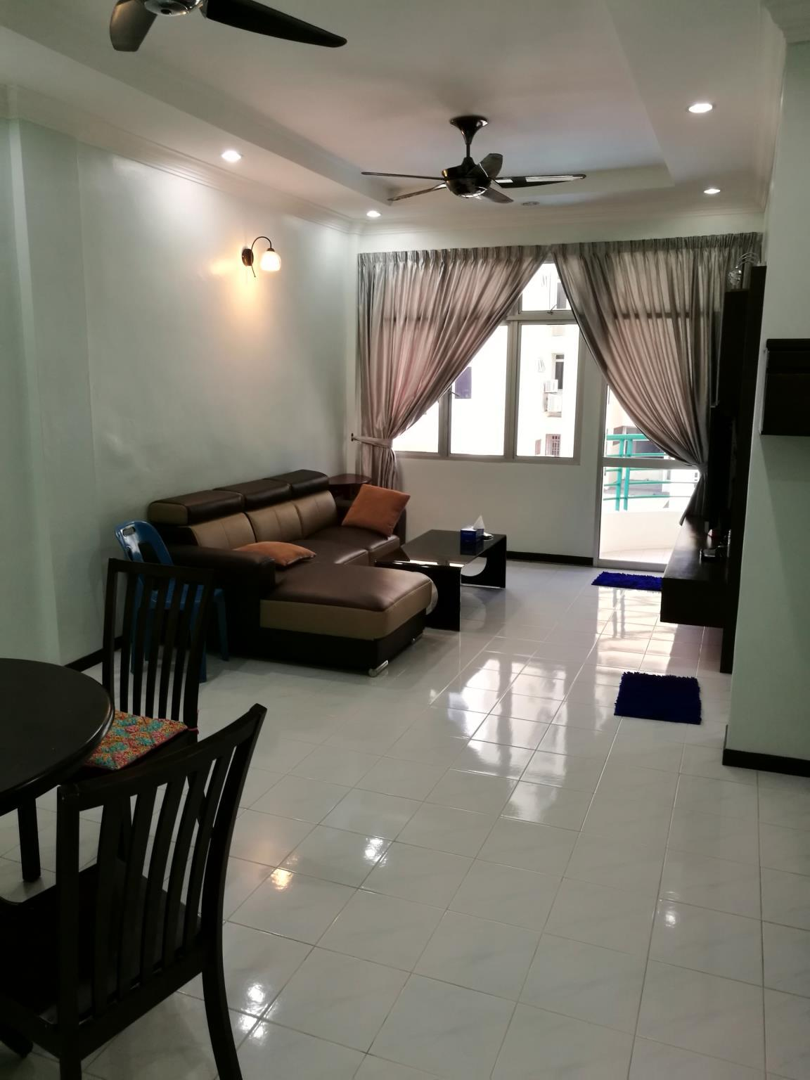 Condo by the hill, Pulau Penang
