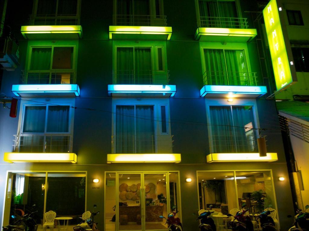 ナントラ チャウェン ビーチ ホテル1