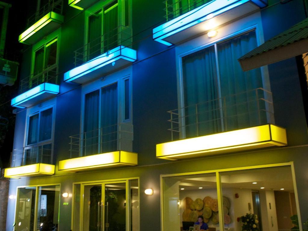 ナントラ チャウェン ビーチ ホテル9
