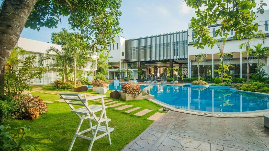 Aziza Paradise Hotel - Exterior