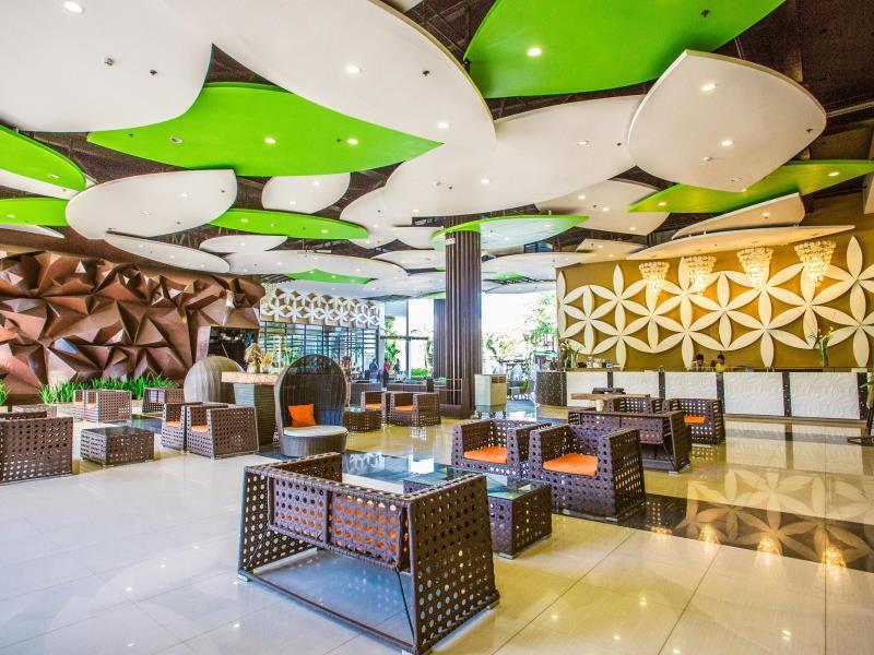 Aziza Paradise Hotel - Lobby - photo added 1 year ago
