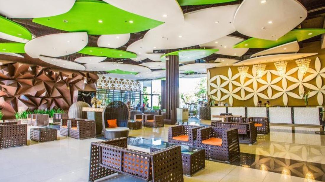 Aziza Paradise Hotel - Lobby