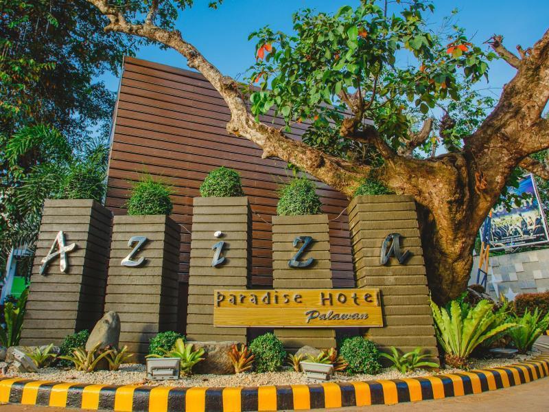 Aziza Paradise Hotel - Entrance - photo added 1 year ago
