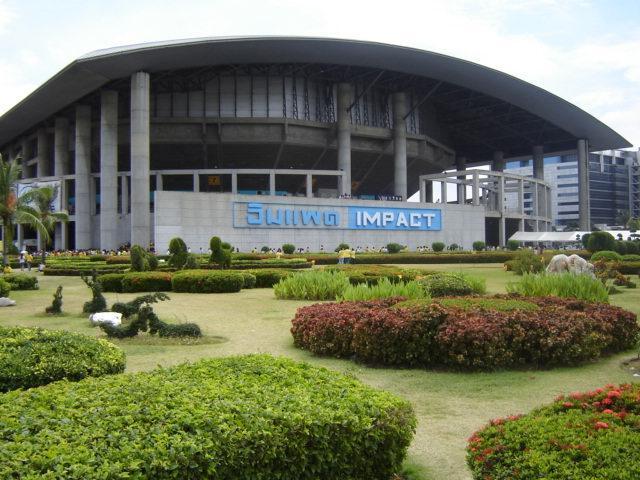 Impact Donmuang Bangkok Guesthouse, Pak Kret