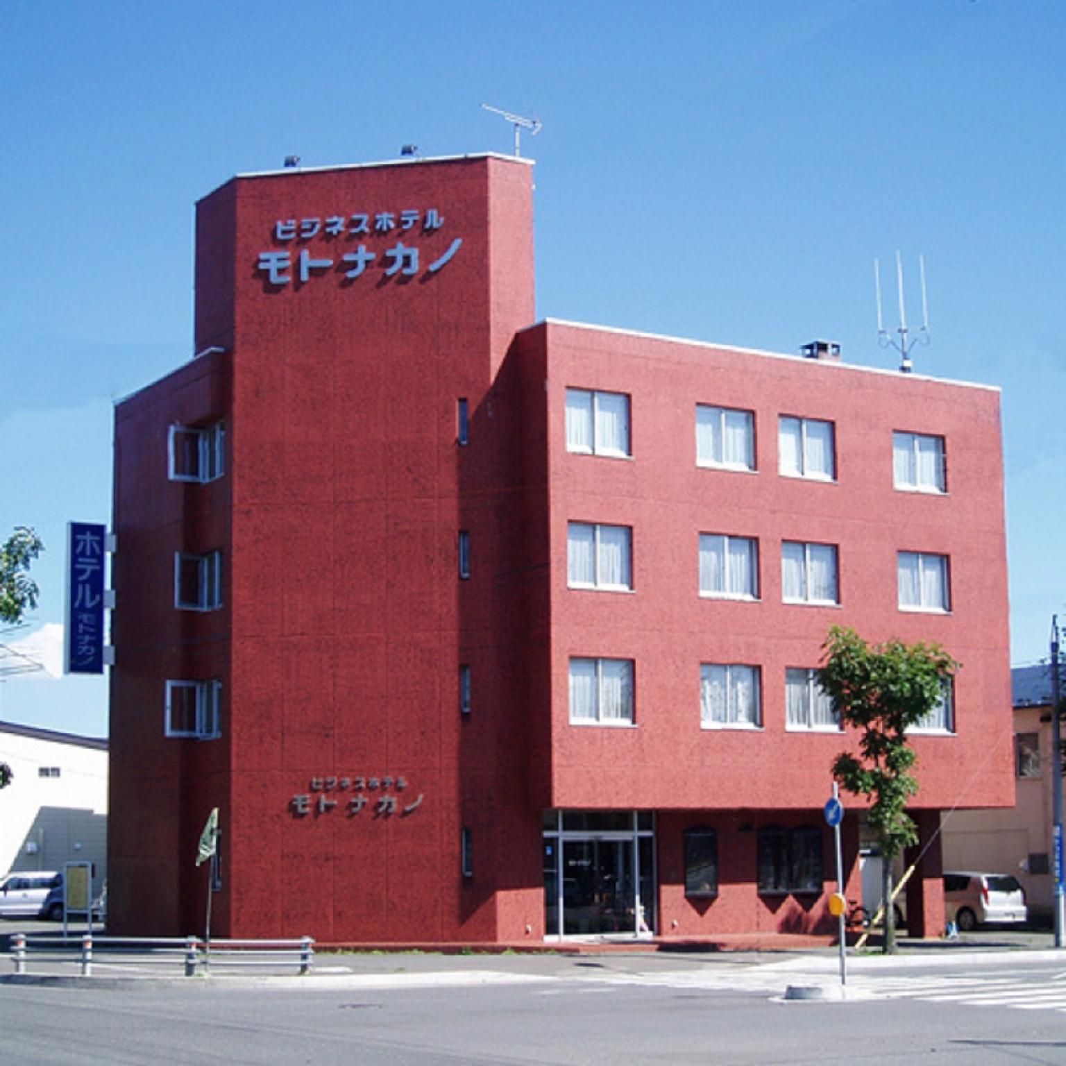 Buisiness Hotel Motonakano, Tomakomai