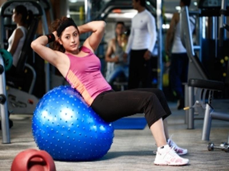 Hotel Indreni Himalaya - Fitness center