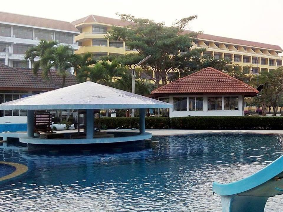 Cha-am Royal Beach Hotel, Muang Phetchaburi