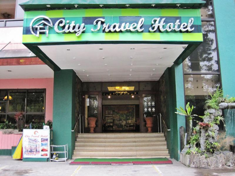 城市旅遊飯店