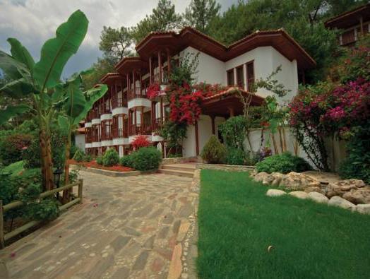 Yucelen Hotel, Ula