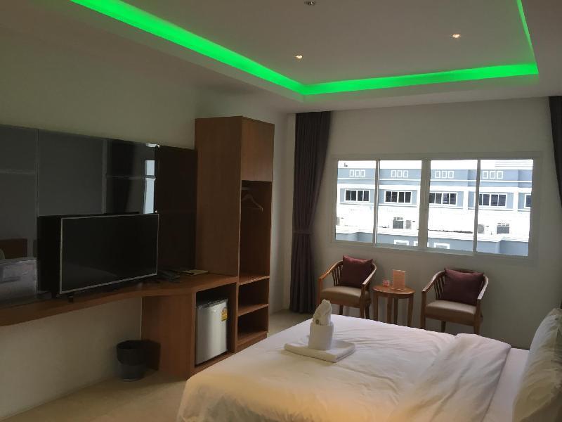 北芭達雅公寓套房 - 25平方公尺/1間專用衛浴