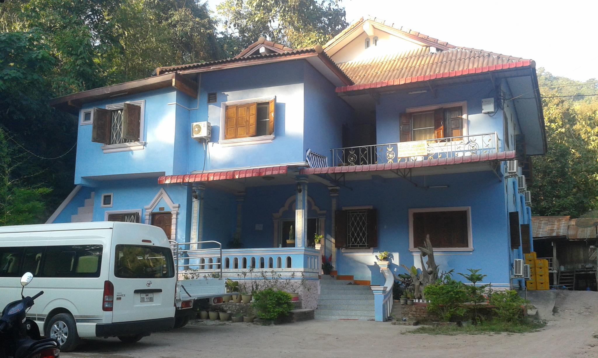 Phonephithak Guesthouse, Pakbeng