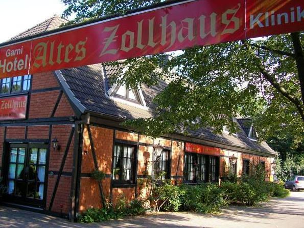 Altes Zollhaus am Klinikum Lübeck