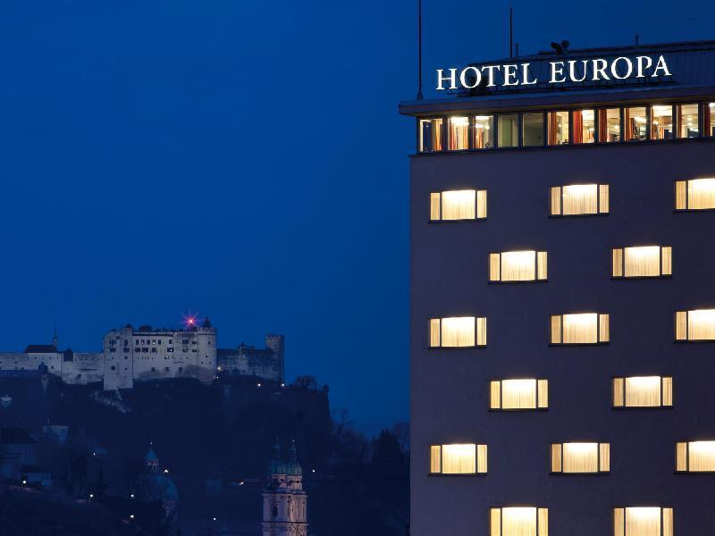 薩爾斯堡歐羅巴奧地利時代飯店
