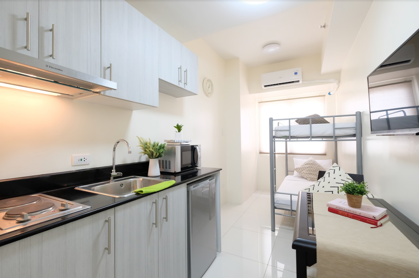 SM Green Residences in Taft by StayHome Asia, Manila