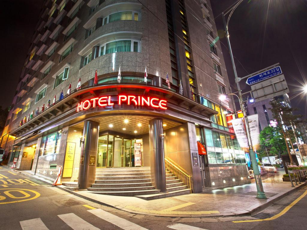 プリンス ホテルの口コミ・詳細情報 - 明洞(ミョンドン ...