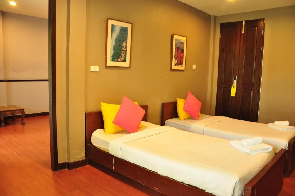 サバイ バンコク ホテル13