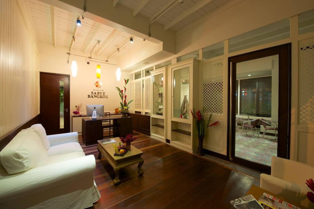 サバイ バンコク ホテル1