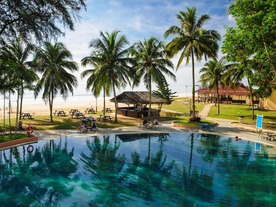 Legend Cherating Beach Resort, Kuantan