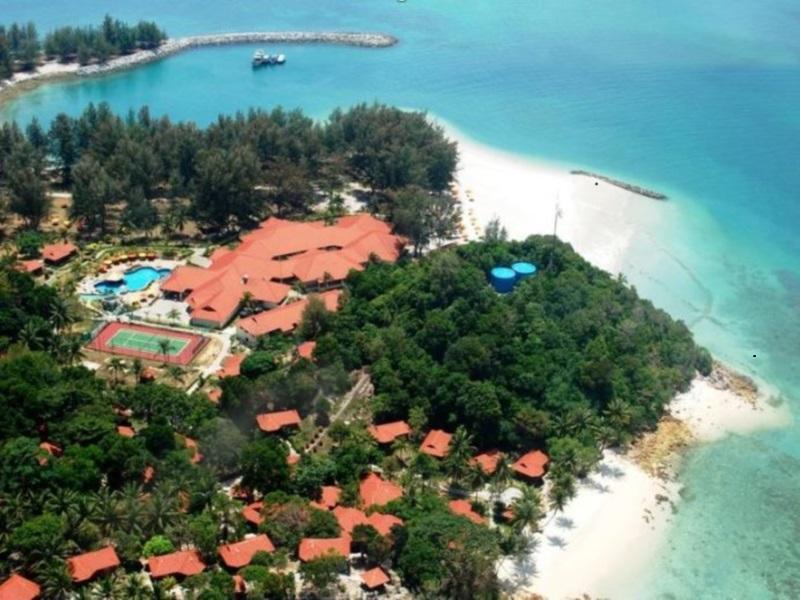 Sibu Island Resort, Mersing