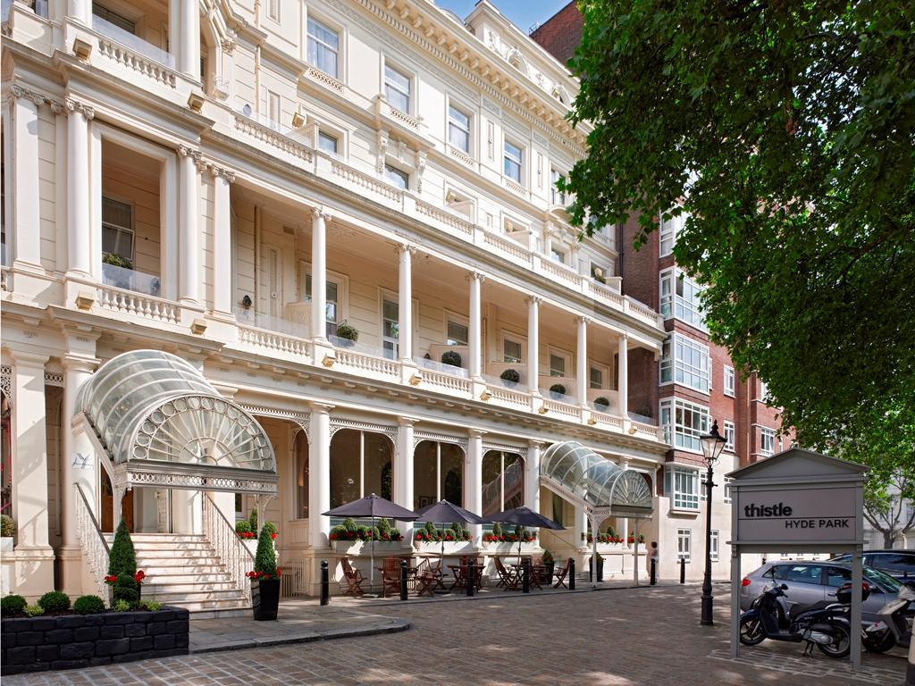Thistle Hotel London Hyde Park
