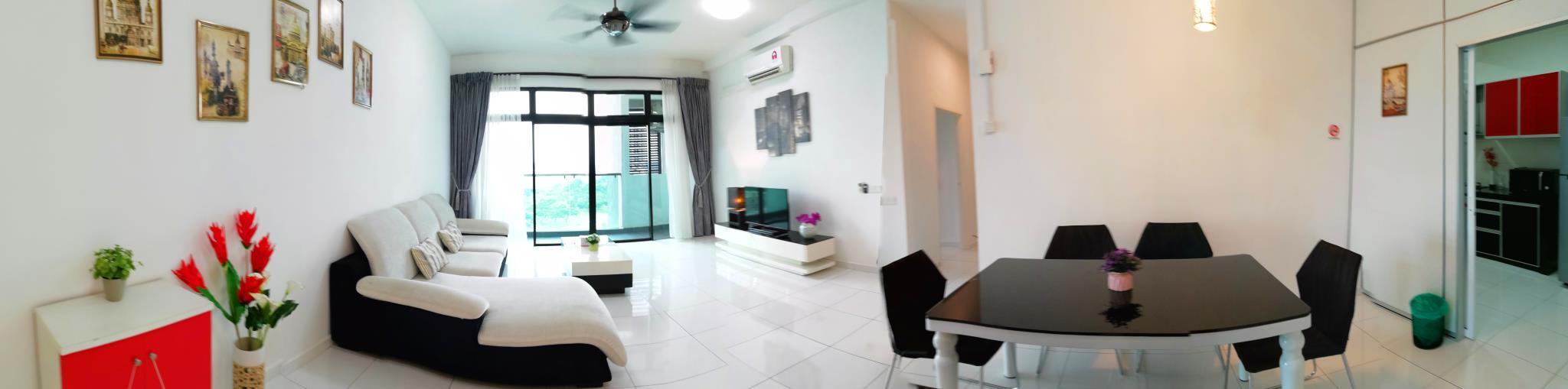 Saphire Homestay, Johor Bahru