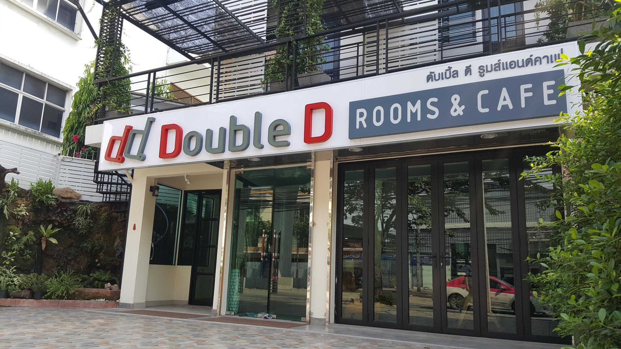 Double D Rooms & Cafe, Bangkok Noi
