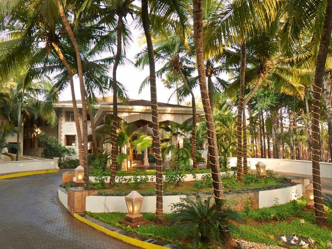 Book Club Mahindra Varca Beach Resort Goa India Agoda Com