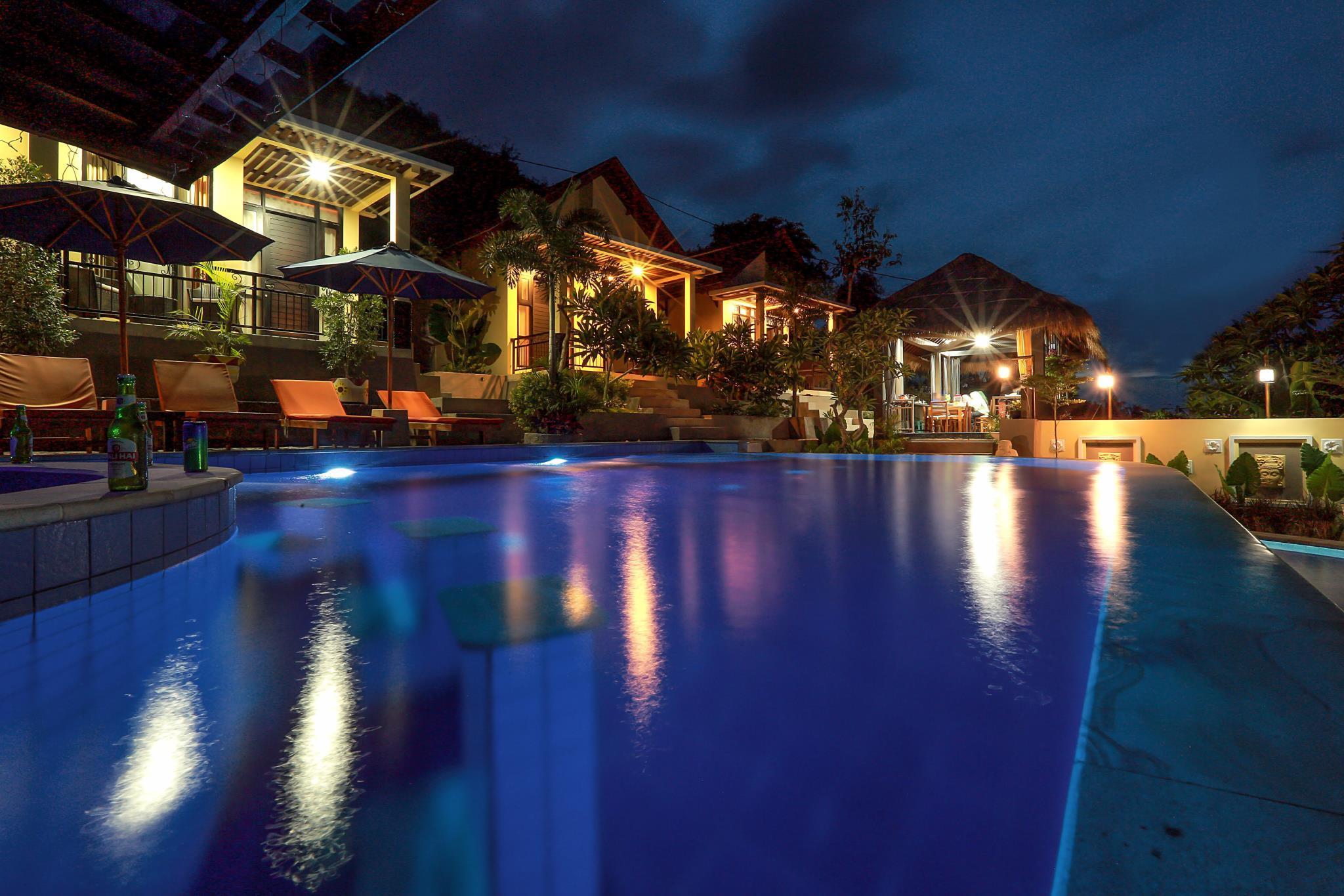 Nipah Pool Villas and Restaurant, Lombok Utara