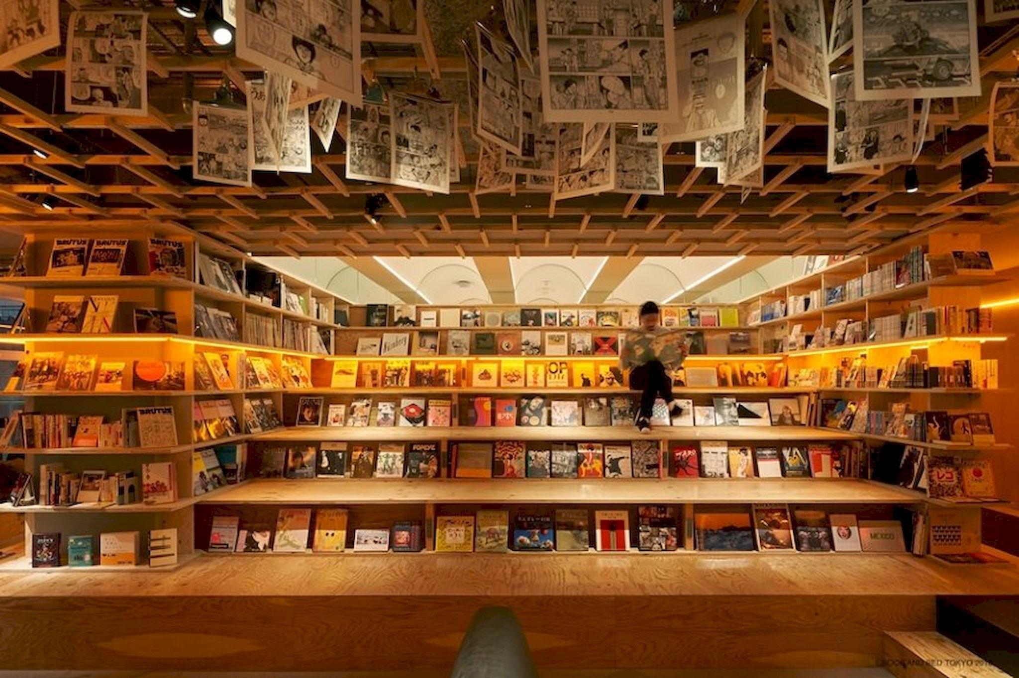 Book And Bed Tokyo Shinjuku, Nakano