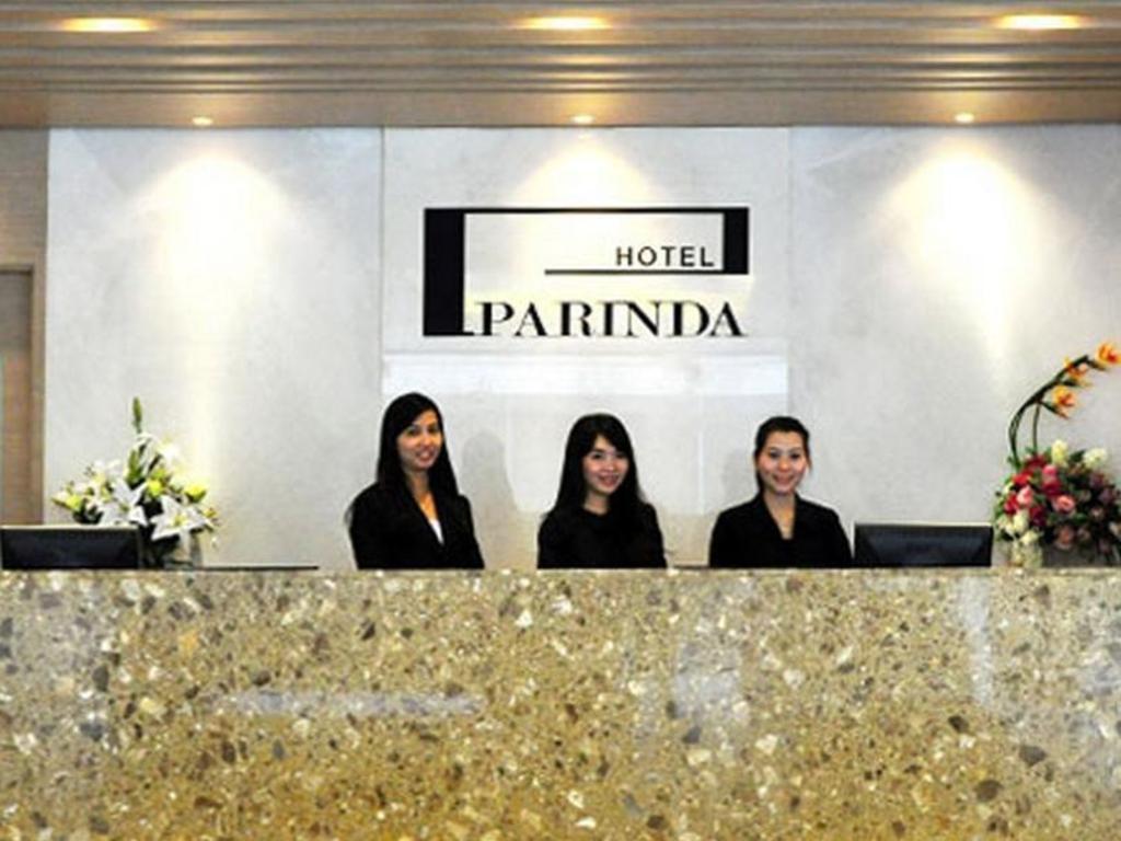 パリンダ ホテル17