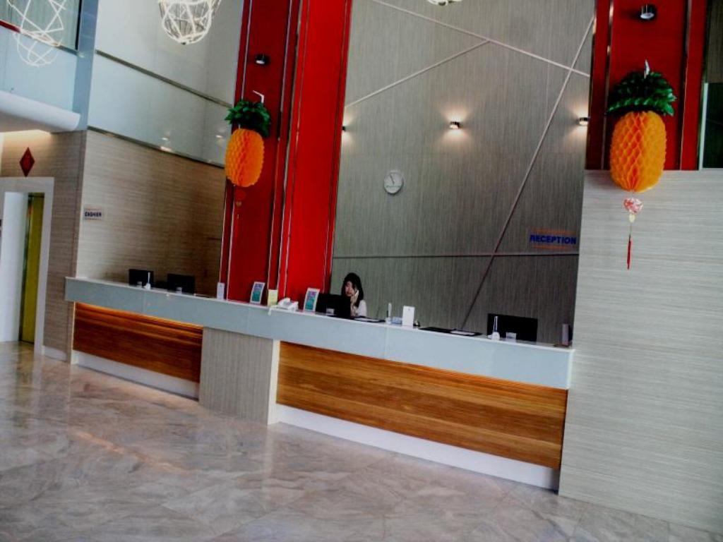 アロハ ホテル ヘディヤィ3