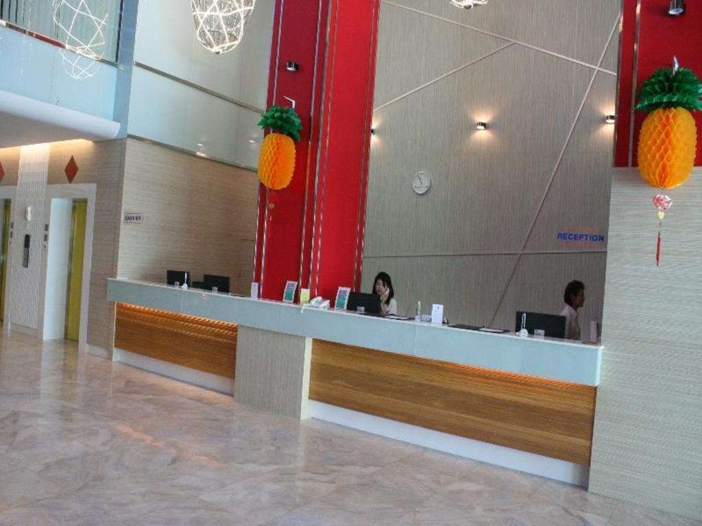 アロハ ホテル ヘディヤィ18