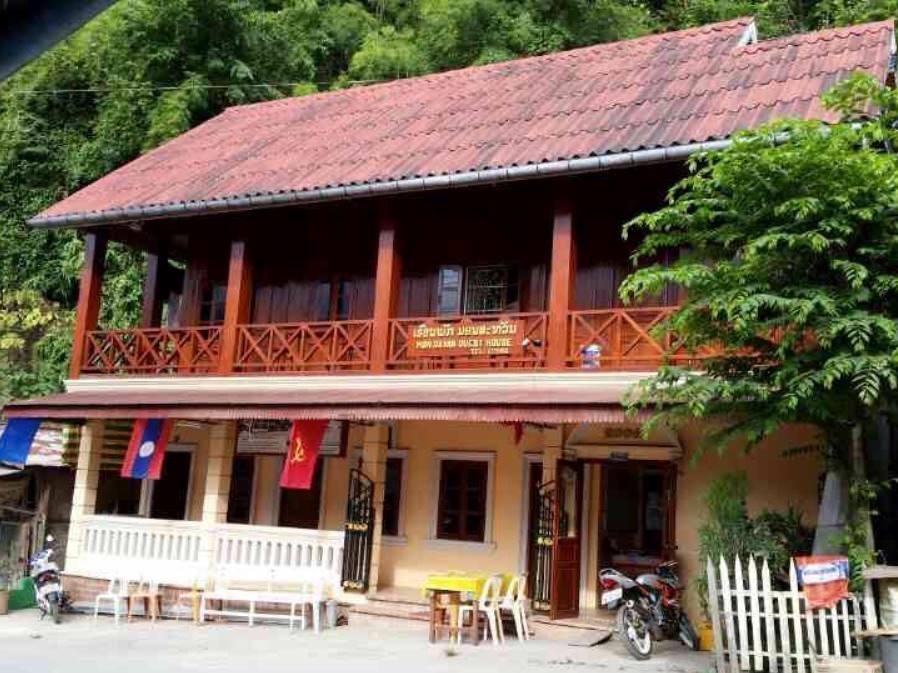Monesavanh Guest House, Pakbeng