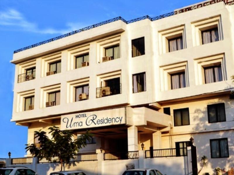 Hotel Uma Residency, Satna