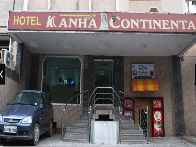 Hotel Kanha Continental, Firozabad
