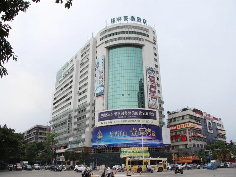 格林豪泰汕頭金平區金湖路商務酒店