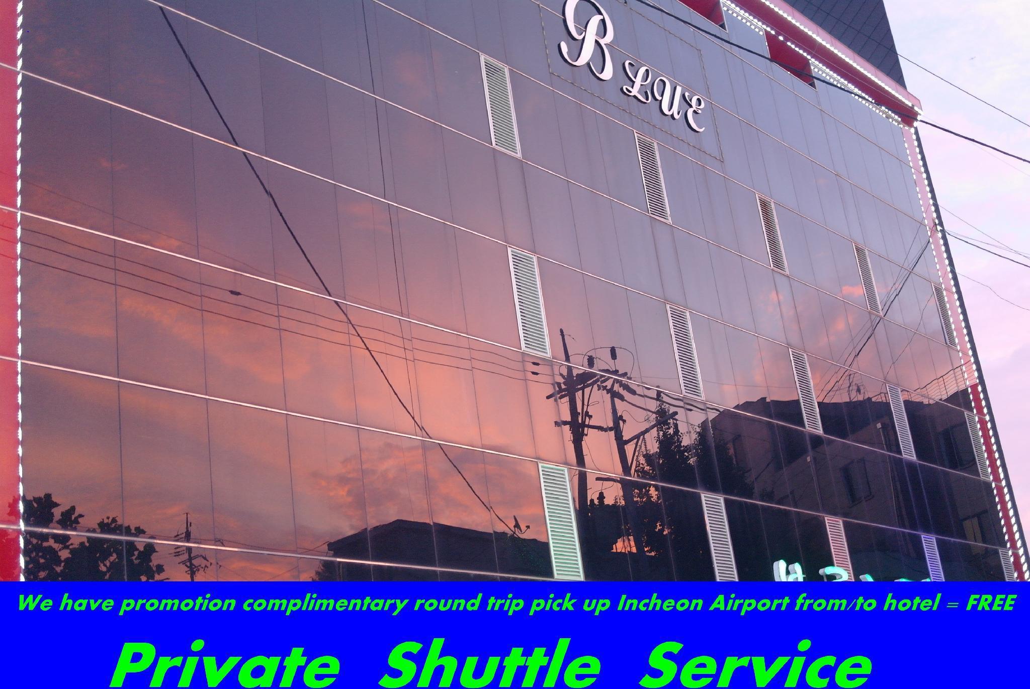 Songdo Blue Hotel, Yeonsu