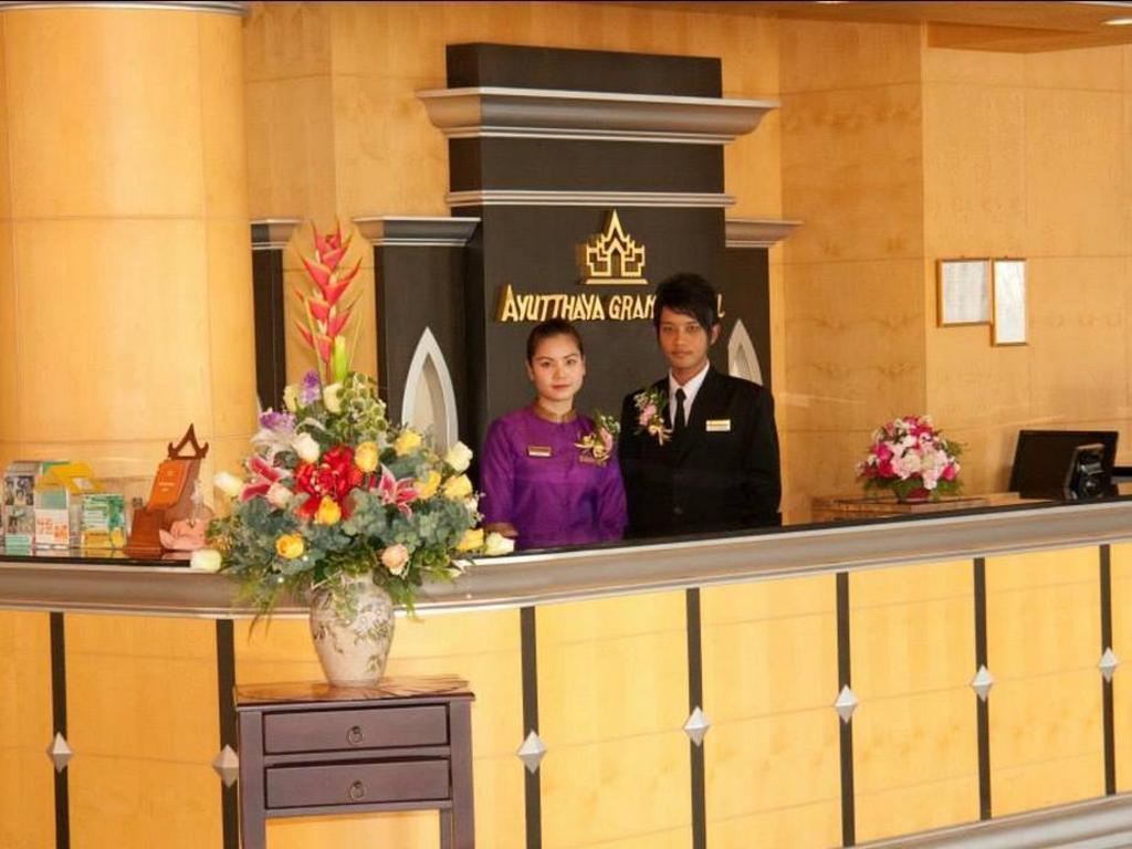 アユタヤ グランド ホテル8