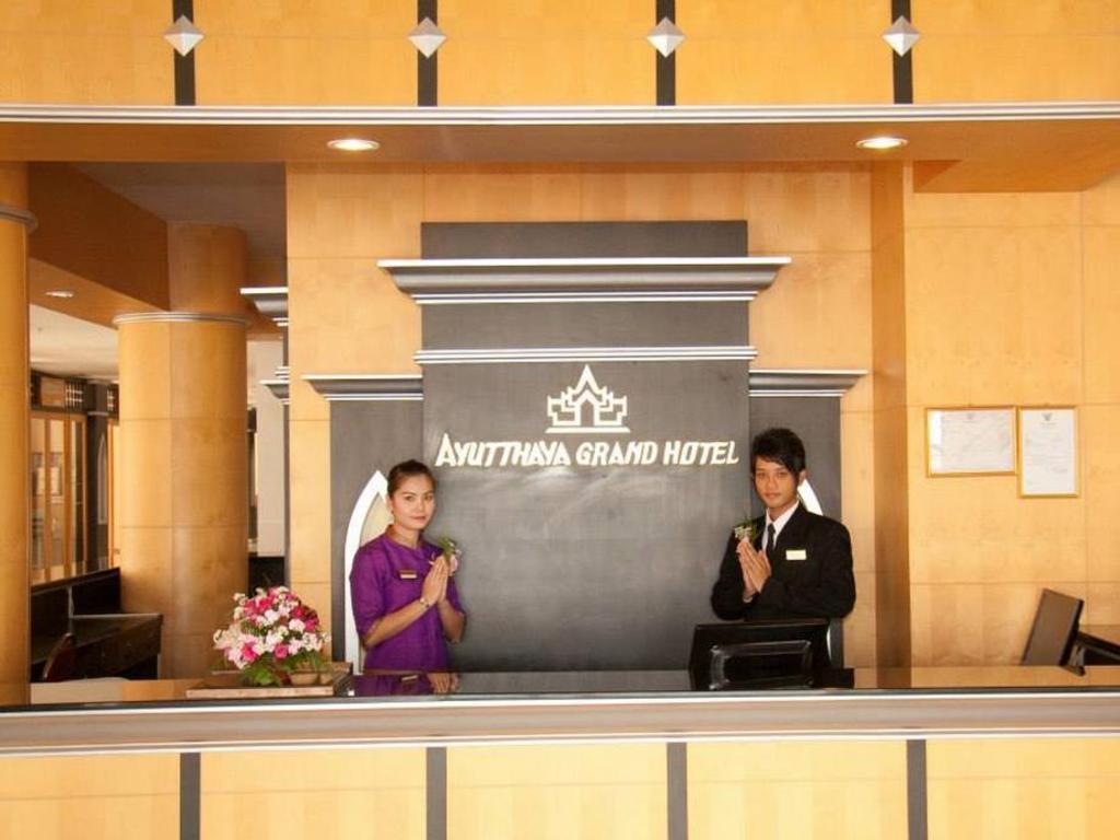 アユタヤ グランド ホテル9