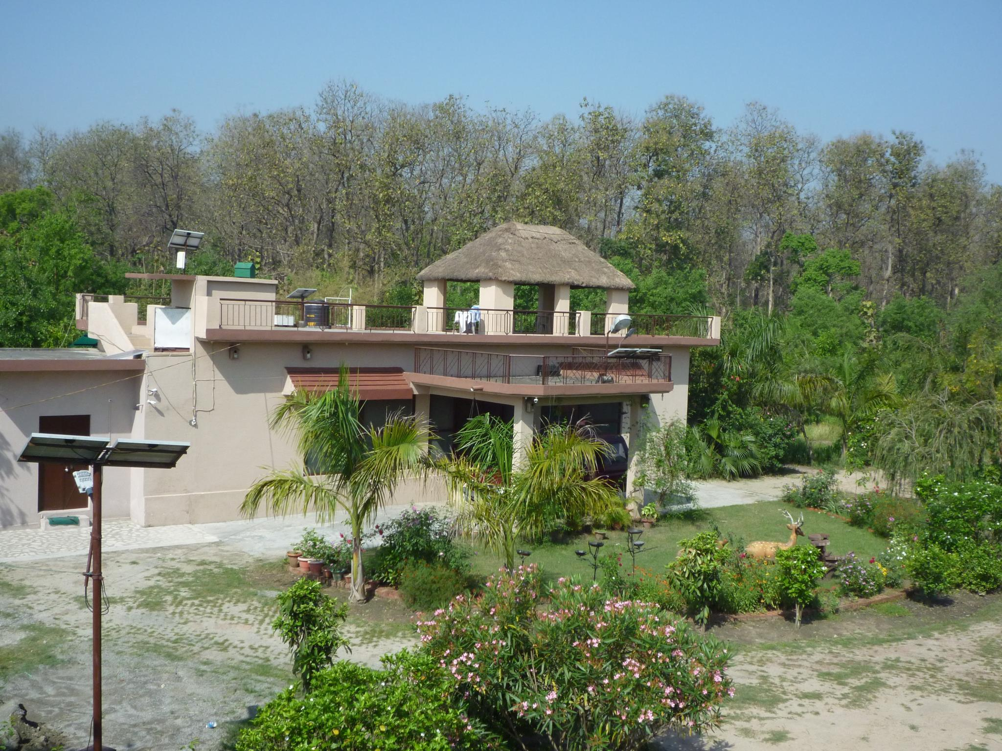 V Resorts Dudhwa Wilderness Camp, Lakhimpur Kheri
