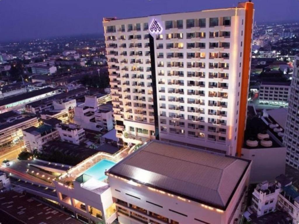 チャルーン タニ コン ゲン ホテル8