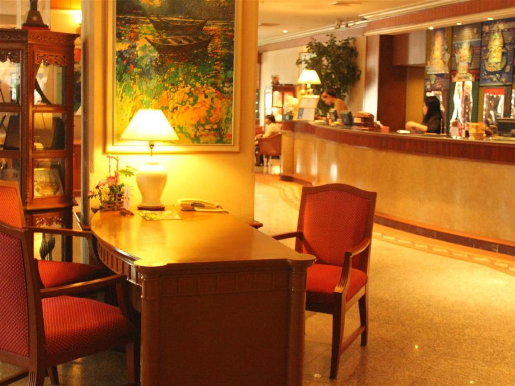 チャルーン タニ コン ゲン ホテル3