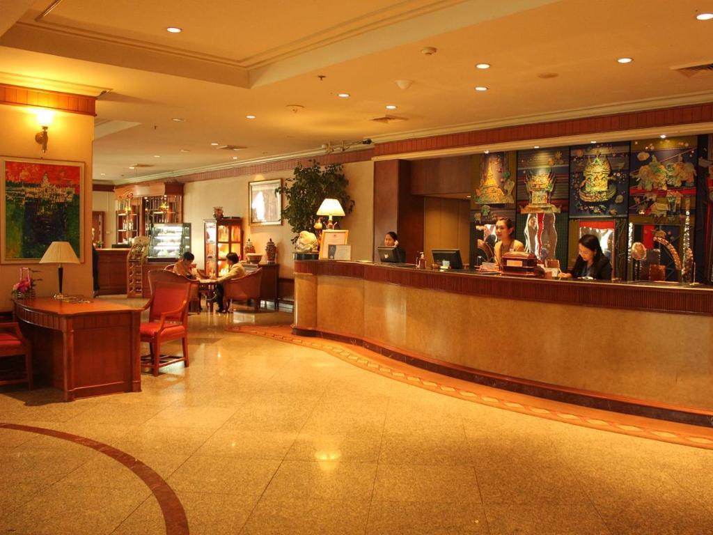 チャルーン タニ コン ゲン ホテル15
