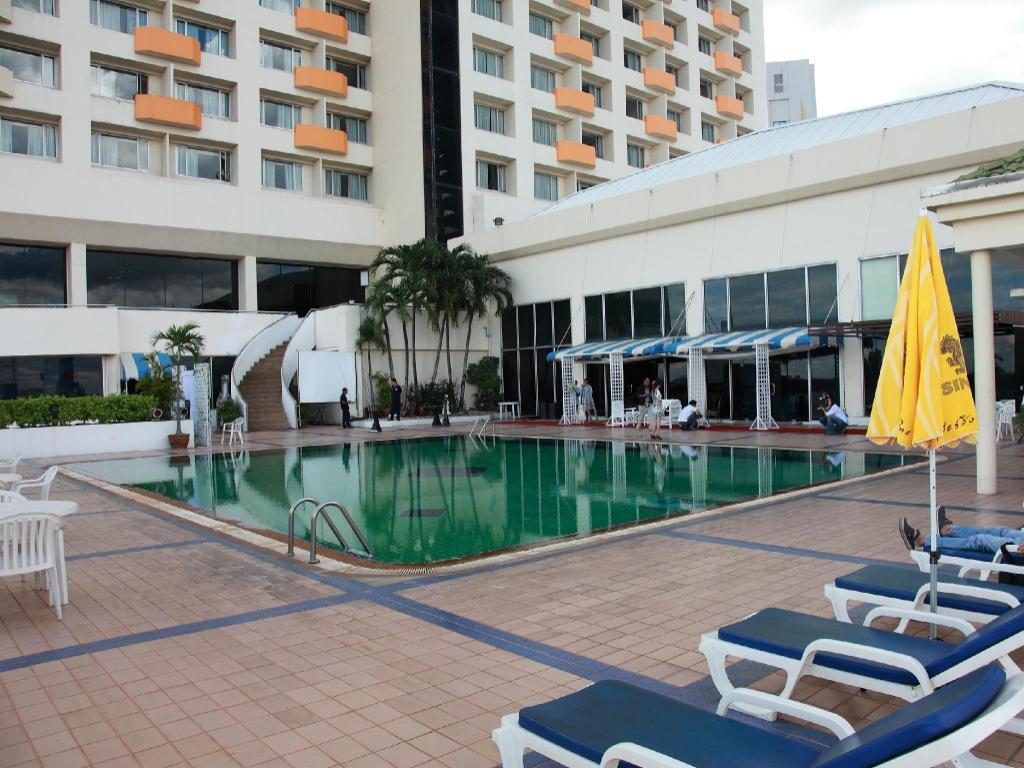 チャルーン タニ コン ゲン ホテル17