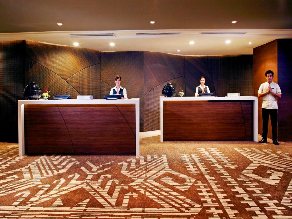 チャルンシー グランド ロイヤル ホテル11