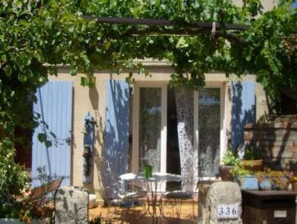 Côté-Vignes, chambre d'hôtes